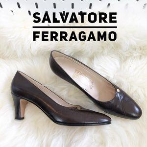 Salvatore Ferragamo Classic Heels